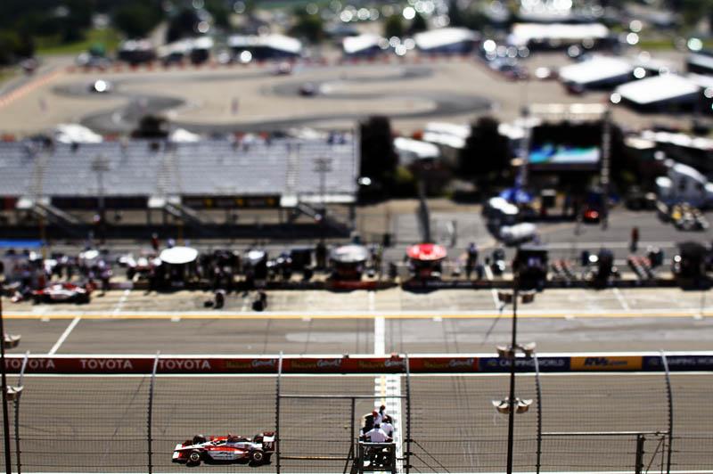 Indycar Racing, Watkins Glen International. © Suzy Allman/QMI Agency